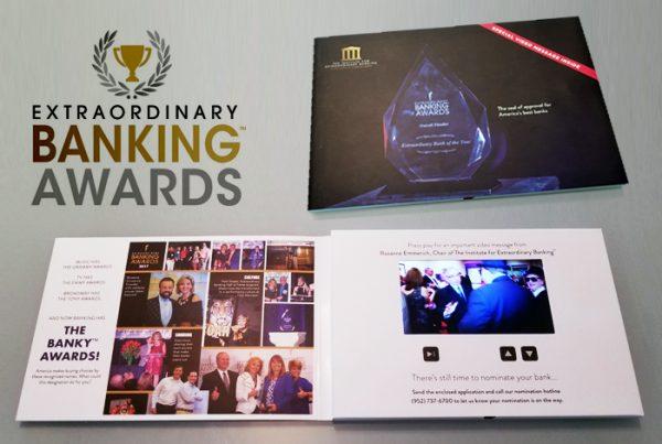 Banking Awards Video Book
