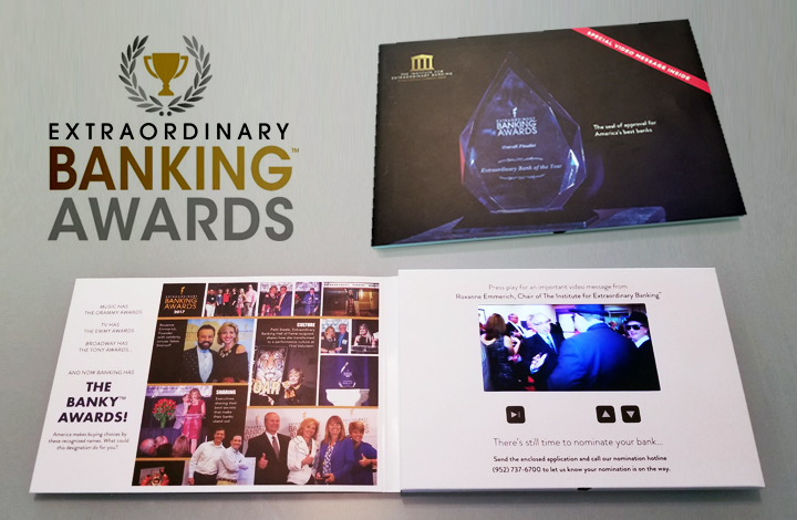 Banking Awards Video Book