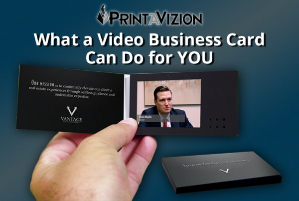 What a Video Business Card Can Do for You