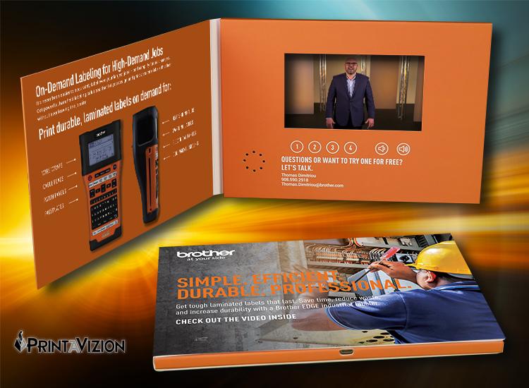 advantages of video brochures