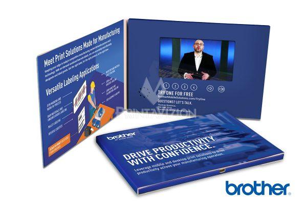 Video Brochure Printer